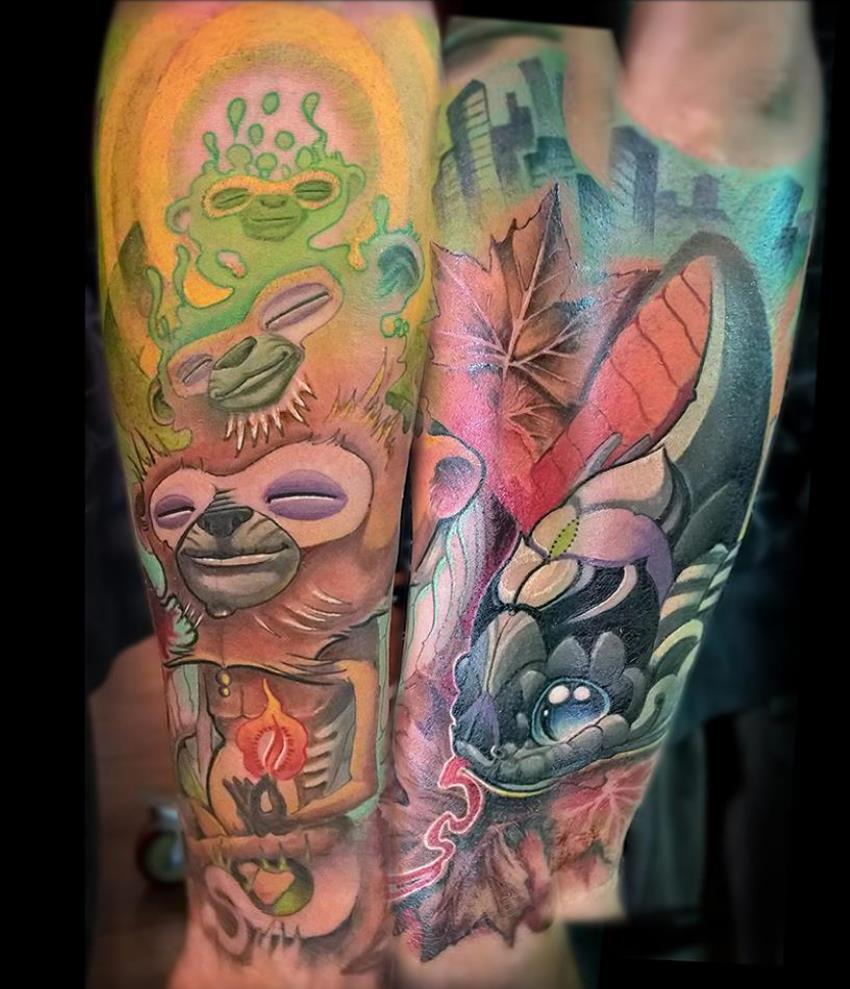 Punko tattoo artist for How to become a tattoo artist in india